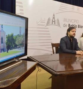 Se presentó la nueva web del Municipio de Bahía Blanca