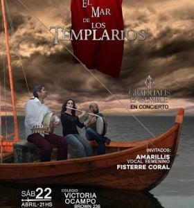 """Ciclo de conciertos """"Los siete mares: el mar de los templarios"""""""