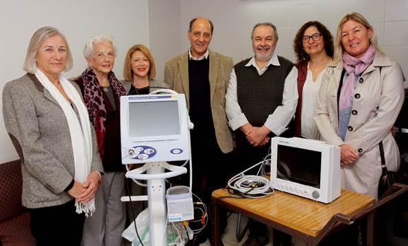 Donación de PROFERTIL al Hospital Interzonal Doctor José Penna