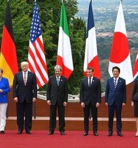 El G7, busca acuerdos por migración, cambio climático y comercio internacional