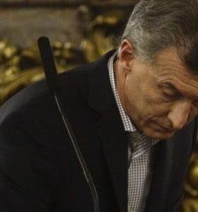 Volvió a caer la imagen positiva de Mauricio Macri en mayo