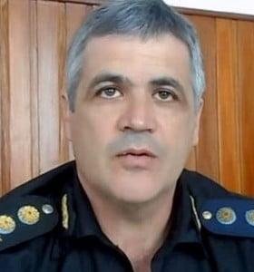 """""""El policía que cometa un acto irregular va a terminar afuera de la fuerza y preso"""""""