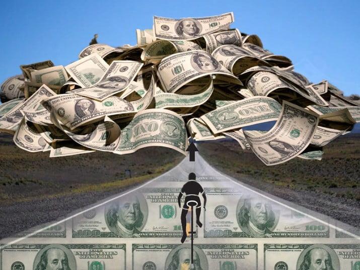La bicicleta financiera equivale a casi 15 años de Asignación Universal