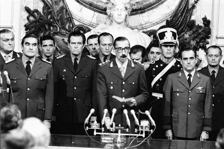 """La Provincia denominará """"dictadura cívico-militar"""" al golpe del '76"""