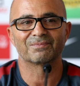 Sampaoli llegó al país para hacerse cargo de la Selección