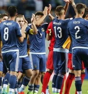 La Sub 20 fue eliminada del Mundial de Corea en la primera ronda