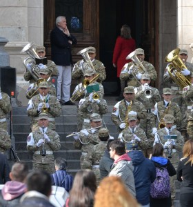 Actividades en el marco del Día del Himno Nacional