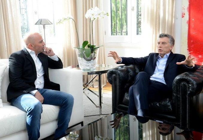 ¿Qué le pidió Sampaoli a Macri durante el almuerzo en Olivos?
