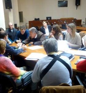 Se volvió a reunir la Comisión del Fondo Educativo