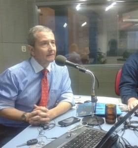 El periodista Carlos Quiroga será uno de los candidatos por Unidad Ciudadana