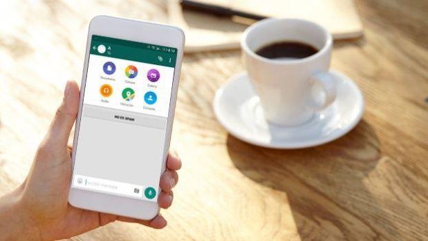 WhatsApp permite enviar todo tipo de archivos en sus tamaños originales