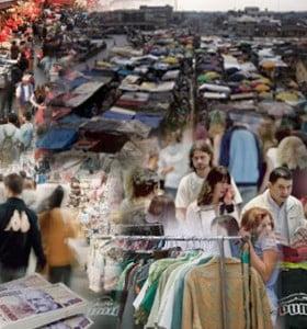 """Szewach: """"La clase media compra ropa en Chile; la clase baja, en La Salada"""""""
