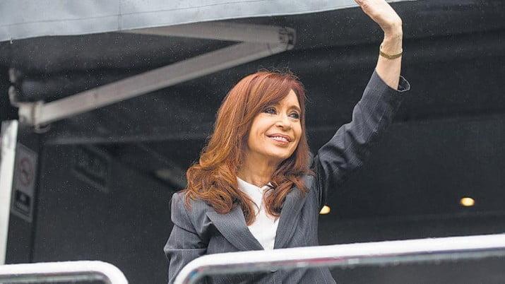 Al PASO de Cristina