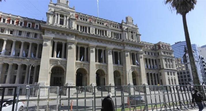 La Corte recibió más de 38 denuncias por día por violencia doméstica