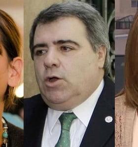 Granata, un abogado mediático y periodistas, entre las curiosidades de las listas