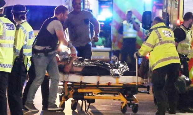 Suman siete las víctimas mortales por los ataques terroristas en Londres