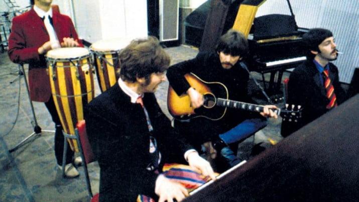 Otro paseo por la cocina de una banda llamada The Beatles