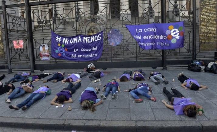 #NiUnaMenos: en la Provincia denunciaron más de 2 mil casos de delitos graves y trata en un año