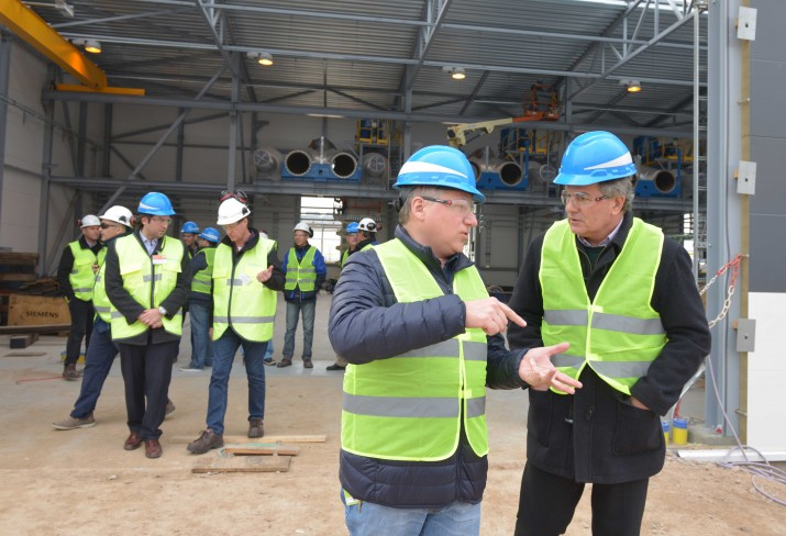 Pampa Energía invierte 140 millones de dólares en Bahía Blanca