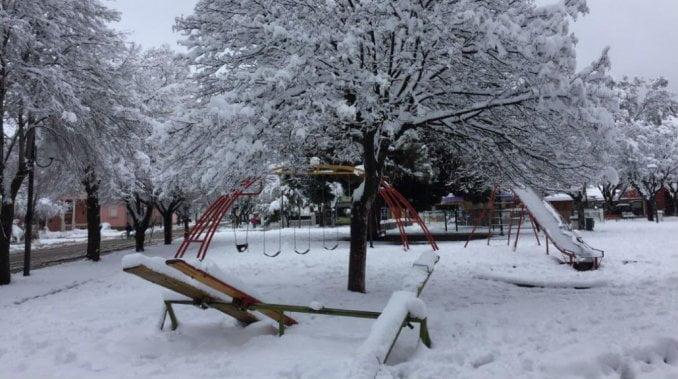 La Patagonia vive su peor temporal de nieve desde el año 2000