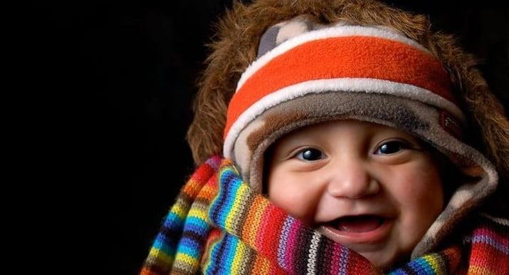 Tips para cuidar la salud de los niños en invierno