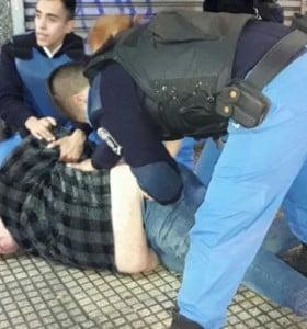 """Detuvieron a """"La Tota"""" Santillán por intentar robar mercadería"""