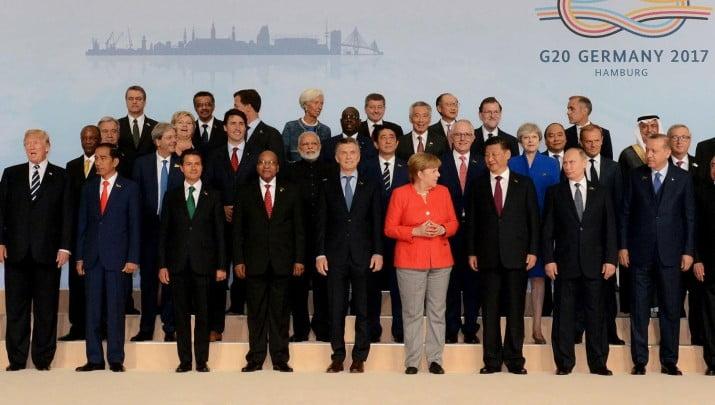 Con el libre comercio y al Acuerdo de París como ejes, terminó la cumbre del G20