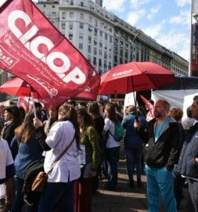 """CICOP exige reunión """"urgente"""" con el nuevo ministro de Salud bonaerense"""