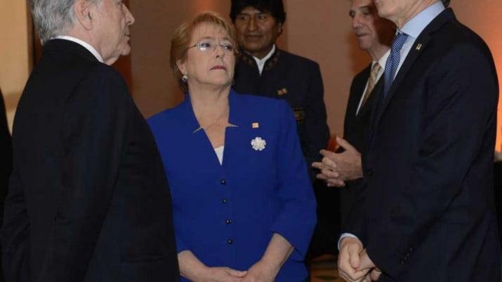 El Mercosur no expulsó a Venezuela del bloque regional