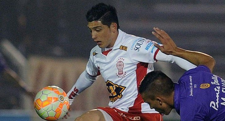 Boca cerró la llegada de Espinoza como segundo refuerzo