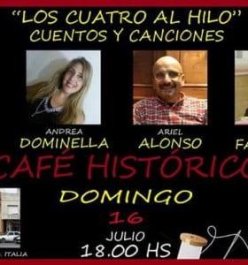 """""""Los cuatro al Hilo"""""""