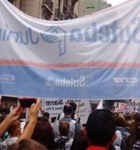 SUTEBA Bahía Blanca le respondió a Finocchiaro