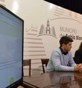 Transparencia y apertura de datos: se presentó el portal Bahía Compra