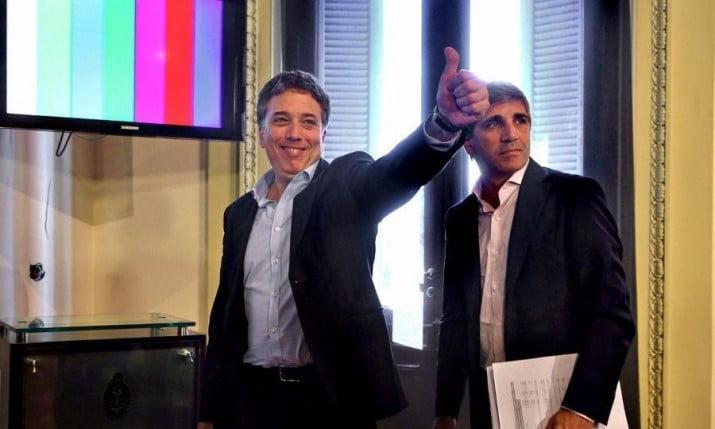 """Pleno al tercer semestre económico para afianzar el """"ballotage"""""""