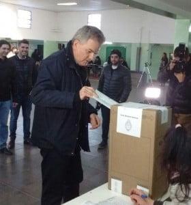 El voto de los candidatos locales