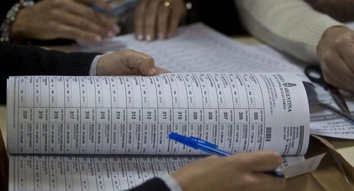 Una eliminatoria en 18 provincias y una gran encuesta