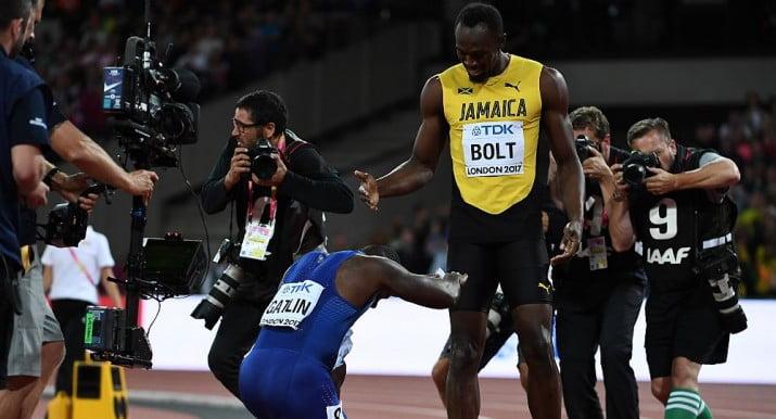 El retiro del más grande: Bolt dijo adiós