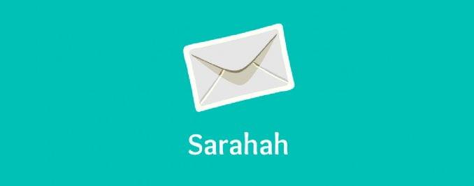 Sarahah, la red social anónima que es furor entre los más jóvenes