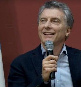 """Para Macri, la marcha de la CGT fue """"una pérdida de tiempo"""""""