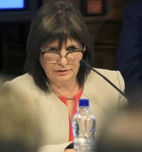 """Bullrich acusó a la familia del desaparecido Maldonado de manejarse con """"violencia"""""""