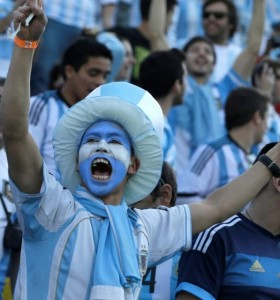 Se agotaron todas las entradas para Argentina-Venezuela