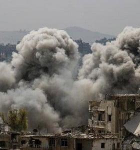 Ataque de EEUU y la coalición en Siria dejó 18 muertos, entre ellos tres niños