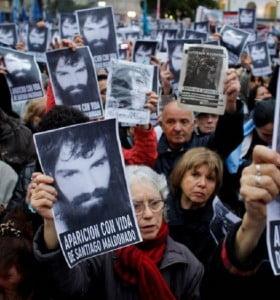 La CIDH intimó al gobierno de Macri por la desaparición de Santiago Maldonado