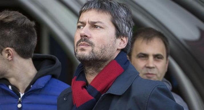 Hay tres técnicos en la órbita de San Lorenzo por si no continúa Aguirre