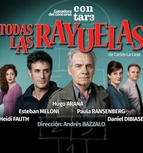 """EDES presenta """"Todas las Rayuelas"""" en el Teatro Municipal"""