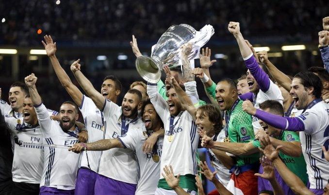 La UEFA quiere que la final de la Champions se juegue en Nueva York