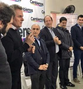 """Sanz vino a Bahía Blanca a cantar """"sí, se puede"""""""