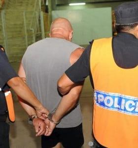 Aprevide informó que se detuvieron a más de 3.500 personas en las canchas