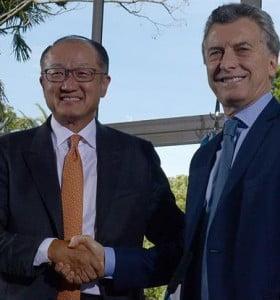 """Respaldo del BM a Macri: """"Creemos que las reformas van en la dirección correcta"""""""