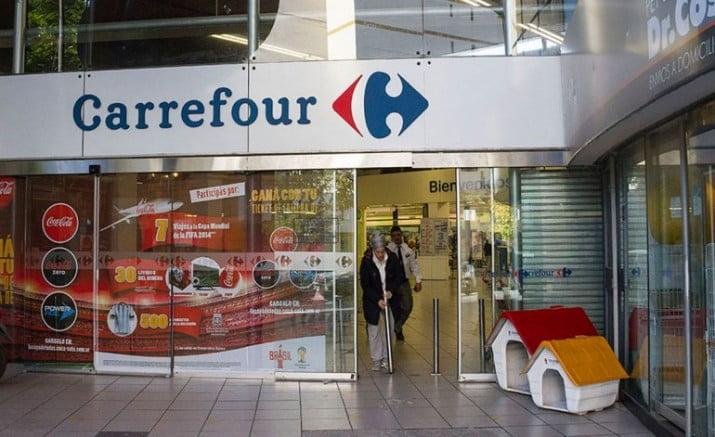 Carrefour Paraná echó a 50 trabajadores por la caída de las ventas